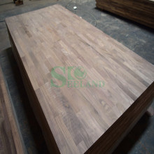 American Black Walnut Finger Jointed Laminated Board for Decoration