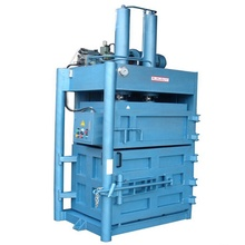 Vertical Bottle Can Balers para 100kg