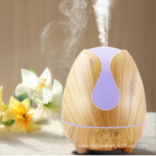 500ml Wholesale Ultrasonic Aroma Humidifier Part Night Light