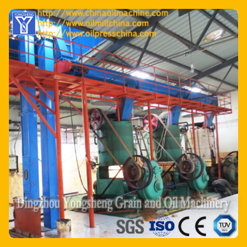 Full Automatic Vegetable Oil Press Equipment