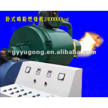 Biomass Pellet Burner with Reliable Heating Capacity