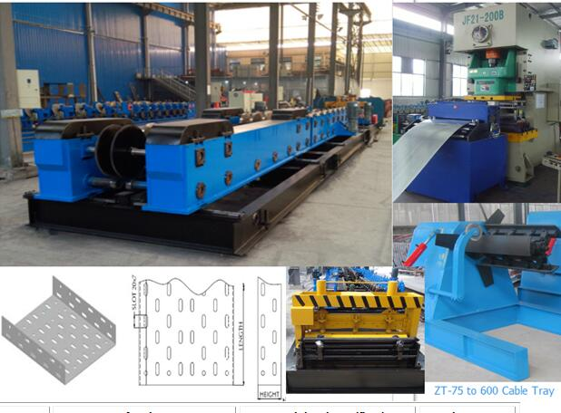 cable tray machine main pictures