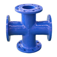 Best Quality for Ductile Iron Flange Cross Ductile Iron All Flanged Cross Tee supply to American Samoa Factories