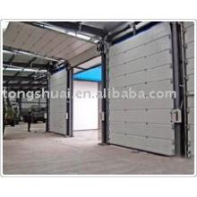 puerta seccional de elevación