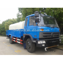 Preço baixo Dongfeng lavadora de alta pressão 8000L alta pressão flushing caminhão à venda