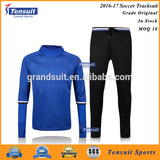 Best quality soccer training set in stock items wholesale thailand quality original football clubs team tracksuit