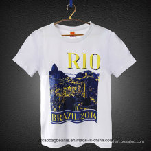 Newest Design 100% Cotton Cheap T Shirt