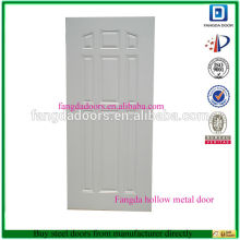 Fangda steel door used steel doors for sale