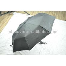 Paraguas plegable / paraguas 3 veces / paraguas abierto automático