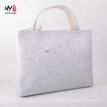 colourful style customized felt bag