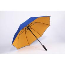 Straight Auto Open Advertising Umbrella
