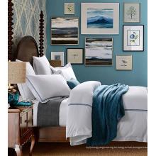 Algodón simple lino moderno conjunto de bordado (WS-2016325)