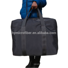 Extra large logo custom thickest oxford cloth luggage bag