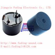 Electromagnética zumbador activo para cortina eléctrica Φ12 * H9. 5 mm