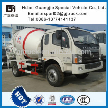 self loading mixer Chinese cement mixer Foton concrete mixer good quality concrete mixer made in china concrete truck