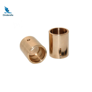 ISO Certificate CNC Brass Parts