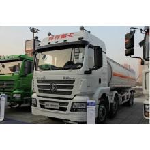 25000liters venta caliente LHD Shanqi 6 X 4 camión de combustible