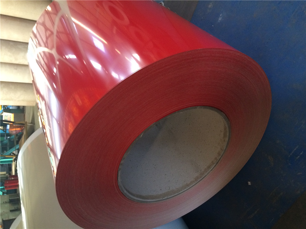 Color Coated Steel Coil for Corrugation