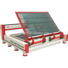 Automatisches Be- und Entladesystem Glasschneidemaschine mit Wasserstrahl mit 2000mm * 3000mm Schneidtisch und 380Mpa Pumpe