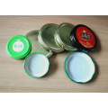 Twist off cap making machine/ Glass jar bottle cap canned food cup cap making