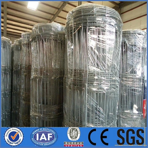 1.2m Galvanized Goat Fence packaging picture