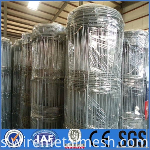 1.2m High Galvanized Cattle Fence packaging picture