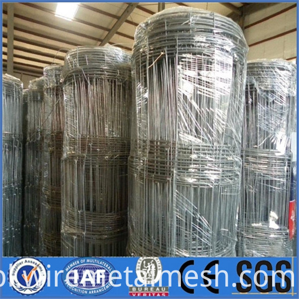 1.0m Hot Dipped Galvanized Cattle Fence packaging picture
