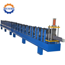 PLC Controlled Downspout Roll Forming Machine