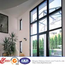 Fenêtre fixe en aluminium à prix bon marché de haute qualité