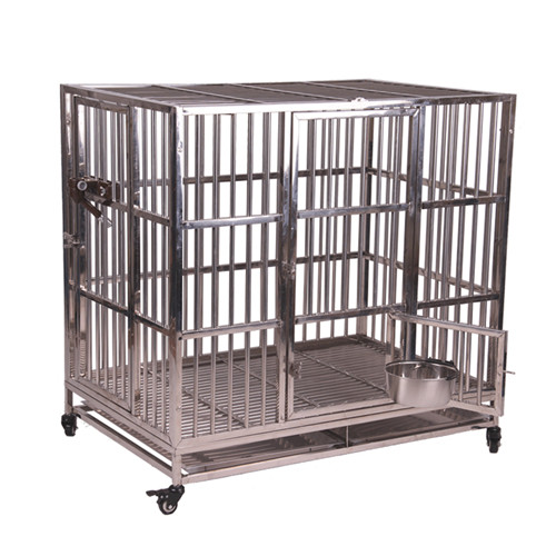 Folding Bid Steel Pet or Dog Cages