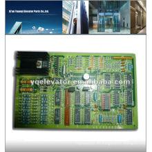 Tablero del PCB del elevador de Schindler ID.NR.590360