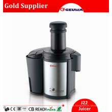 450W Power Centrifugal Juicer with Stainless Steel Body