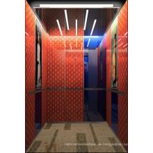 Indoor Home Elevator mit klassischer Dekoration