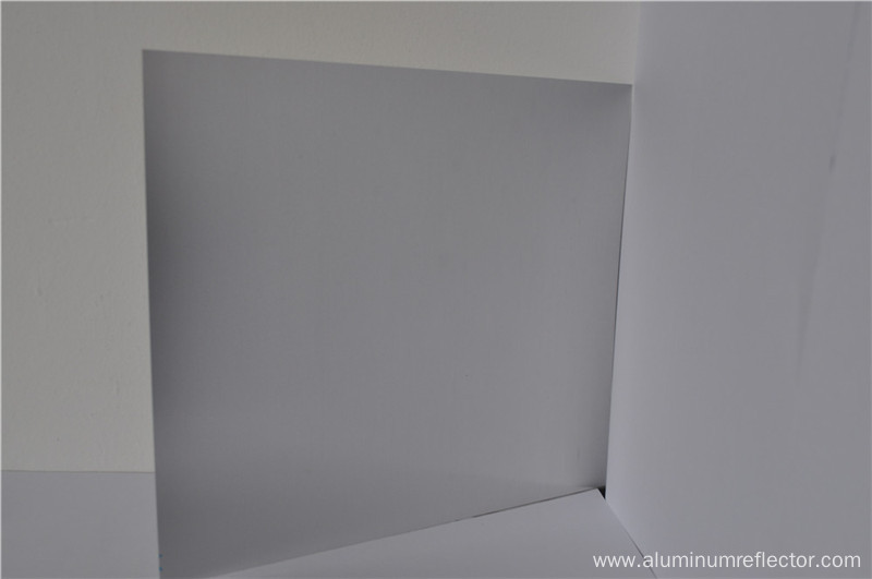 brushed aluminum finished specification for lighting
