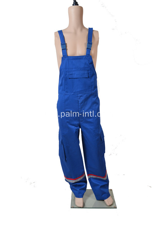 Polyester/Cotton Anti-Static Overalls & Jacket Suit