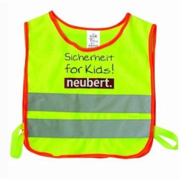 Kids Reflective Vest, Made of Knitting Fabric with En, Factory in Ningbo, China