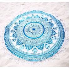 Mandala Round Towel