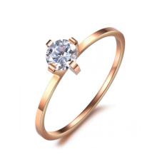 Top vente plaqué anneau, accessoire de bague, anneau compteur