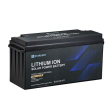 LiFePO4 Solarbatterie 12.8V200Ah