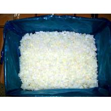 Le gros onion d'oignon rouge congelé IQF