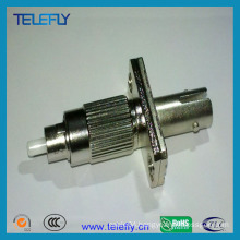 FC Male-St Female Fiber Optic Connector