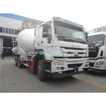 Sinotruk brand new cement mixer truck price