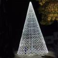 Led Christmas Tree Decorative Motif Light