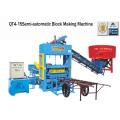 Zement-Semi-Block Making Machine Ziegelstein-Maschine (QT4-25)