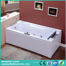 Whirlpool Massage Bathtub with TUV, ISO9001 Approved (TLP-669)