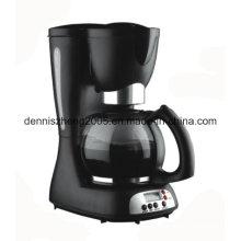 Gotejamento elétrico programável Digital 12 copos cafeteira