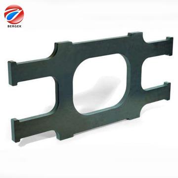 Pieza de estampado automotriz de cobre metálico de precisión personalizada
