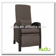 Стул для стульев Audu / Большого размера Съемный удобный стул для патио с подставкой для ног