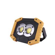 Super brilhante impermeável portátil LED inundação luz de trabalho