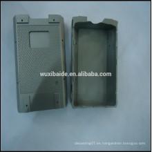 De alta calidad CNC tornando componentes / piezas de titanio, partes de titanio cnc servicio de mecanizado Fabricante